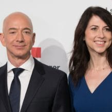 Jeff Bezos and Wife MacKenzie Will Divorce After 25 Years of Marriage