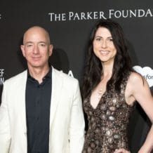 MacKenzie Bezos Could Become World's Richest Woman After Divorcing Husband