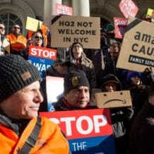 Amazon May Not Build HQ2 in New York City After All, Report Says