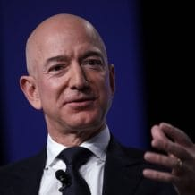 Amazon CEO Jeff Bezos Accuses National Enquirer of 'Extortion' Over Explicit Personal Photos