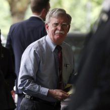John Bolton Says the U.S. Is Ready to Negotiate a Post-Brexit Trade Pact